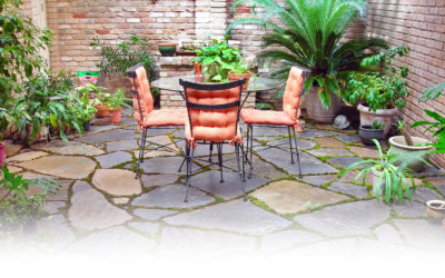 AhadCares-Get Pats on the Back for A Jazzed Up Patio...